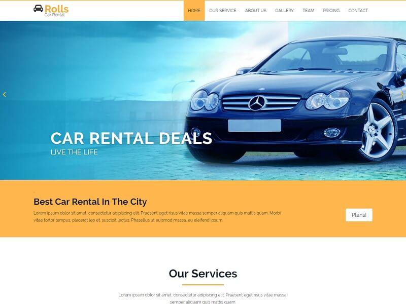 Rolls Car Rental