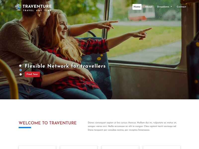 Traventure Travel