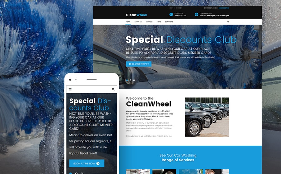 cleanwheel