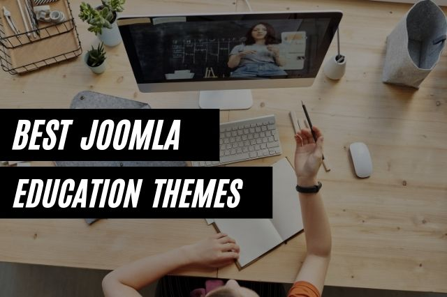 Best Joomla Education Themes