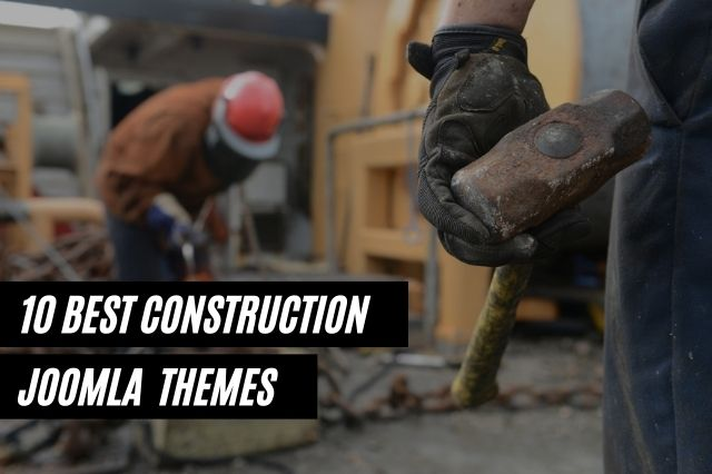 Best Construction Joomla Themes