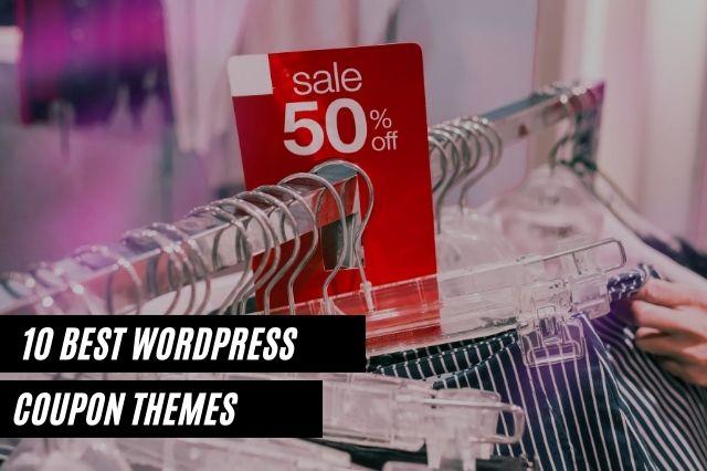 Best WordPress Coupon Themes
