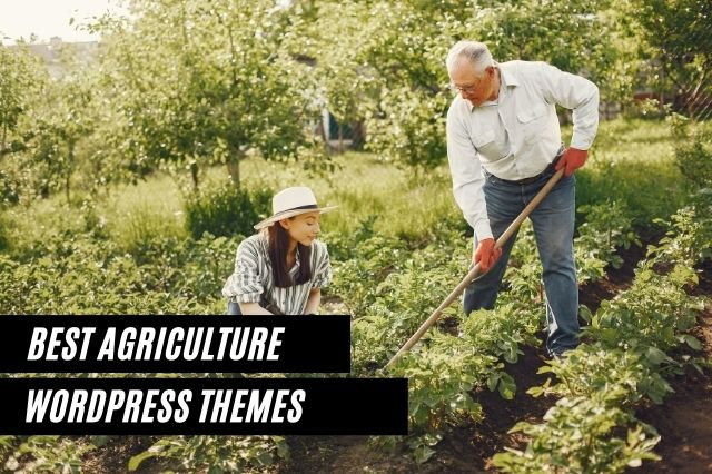 Best Agriculture WordPress Themes