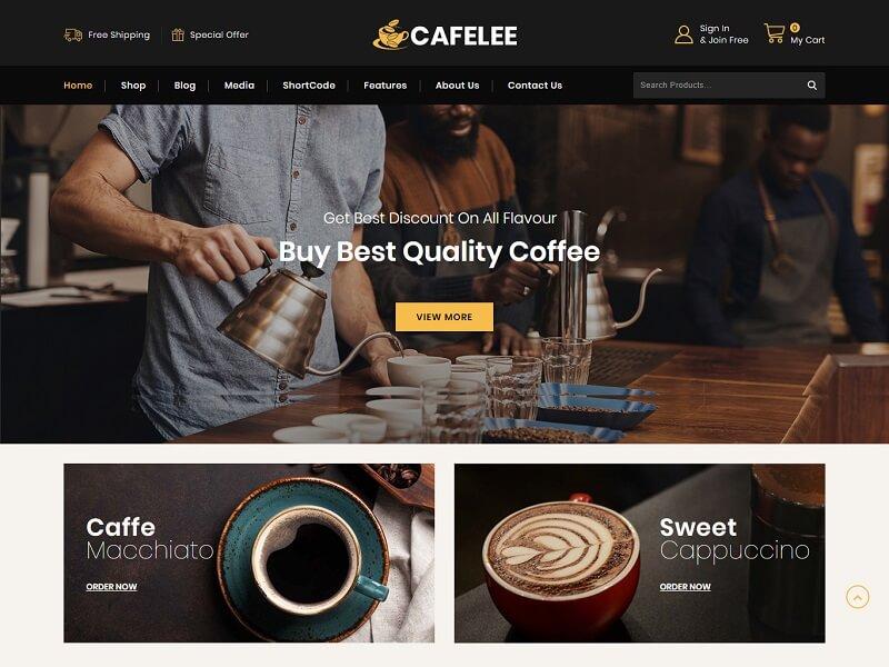 Cafelee