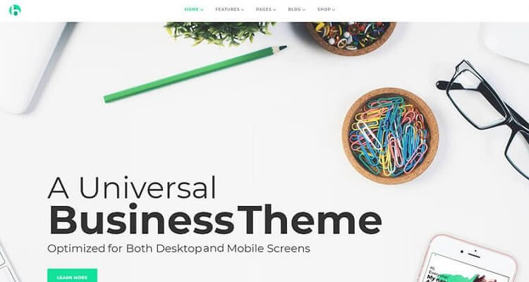 Services Wordpress Themes
