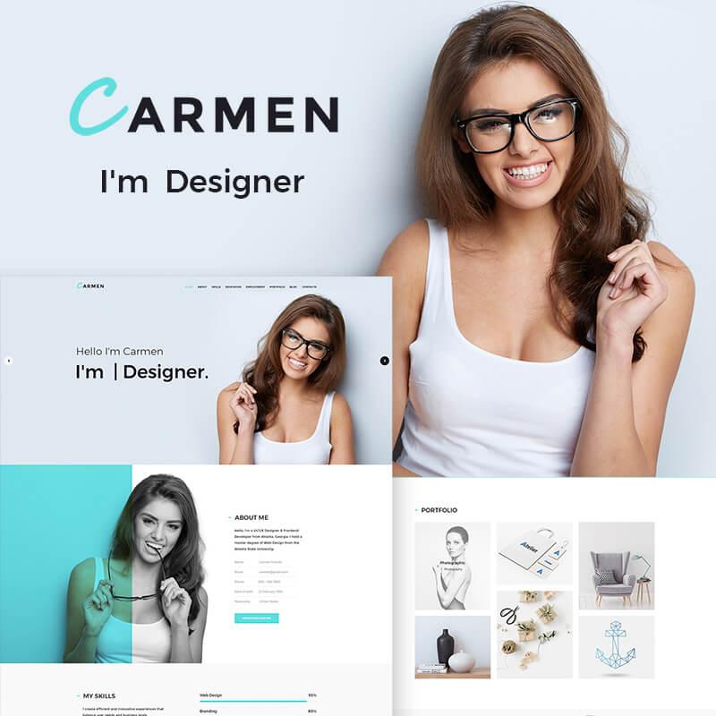 Carmen Design Portfolio