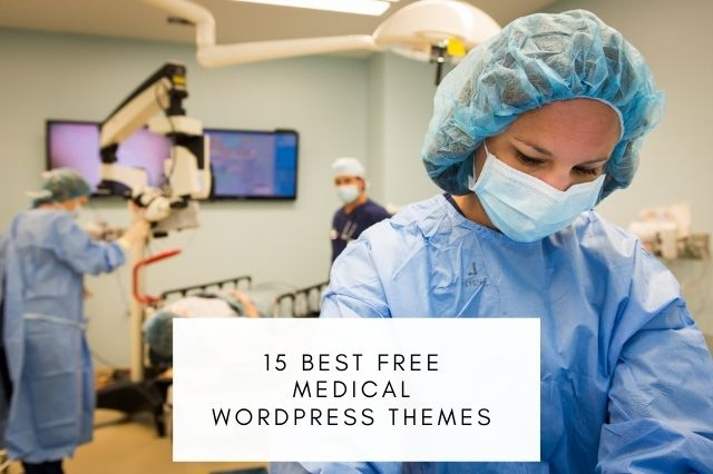 Best Free Medical WordPress Themes