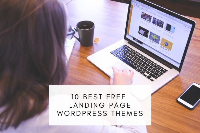Best Free Landing Page WordPress Themes