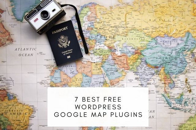 Best Free WordPress Google Map Plugins