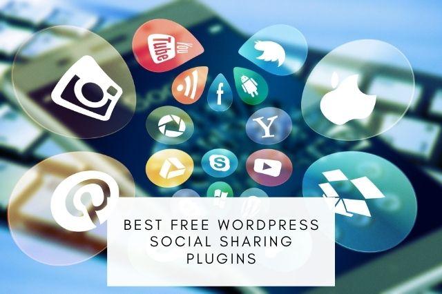 Best Free WordPress Social Sharing Plugins