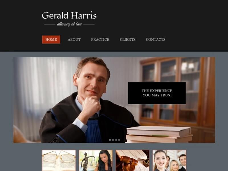Gerald Harris