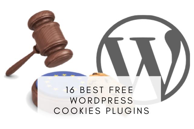 Best Free WordPress Cookies Plugins
