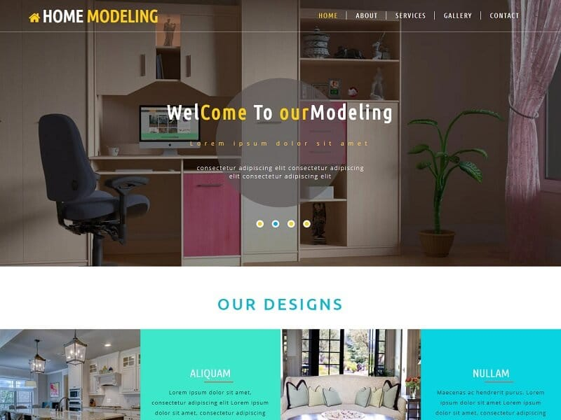 Home Modeling