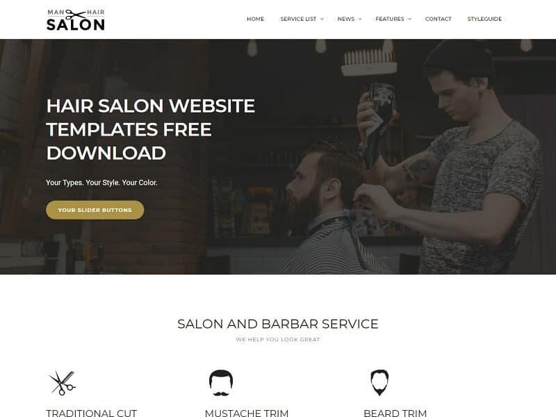 Men Hair Salon