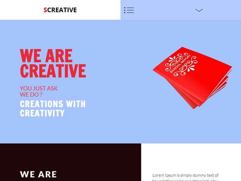 SCreative
