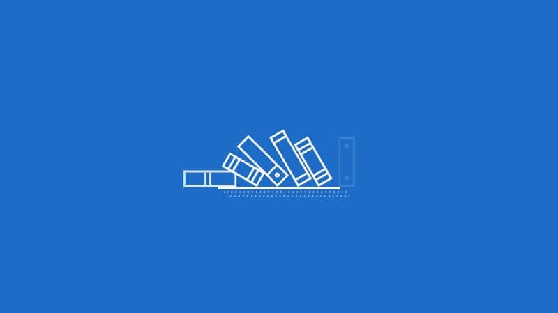Bookshelf loader CSS Loading Animation
