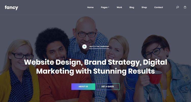 Free Popular HTML Website Templates