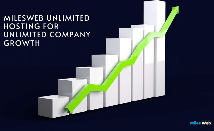 MilesWeb Unlimited Hosting for Unlimited Company Growth