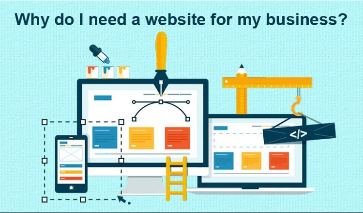 why do need website