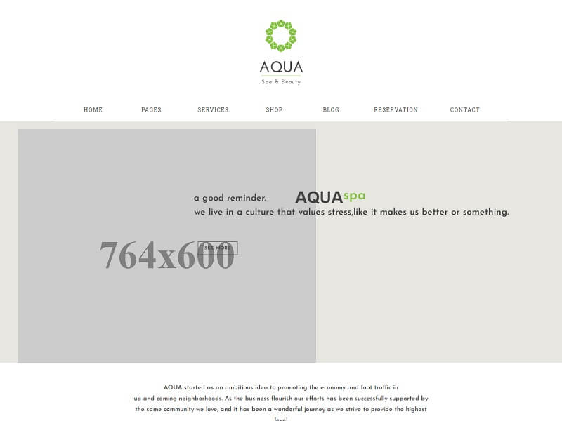 Aqua Best Drupal Ecommerce Themes