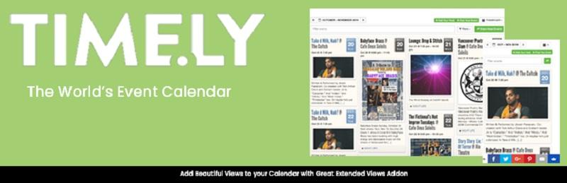 All in One Event Calendar Free WordPress Event Calendar Plugins