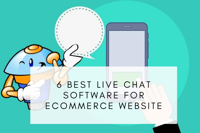Best Live Chat Software for eCommerce Website