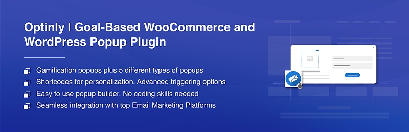 Optinly Free WordPress Popup Plugins
