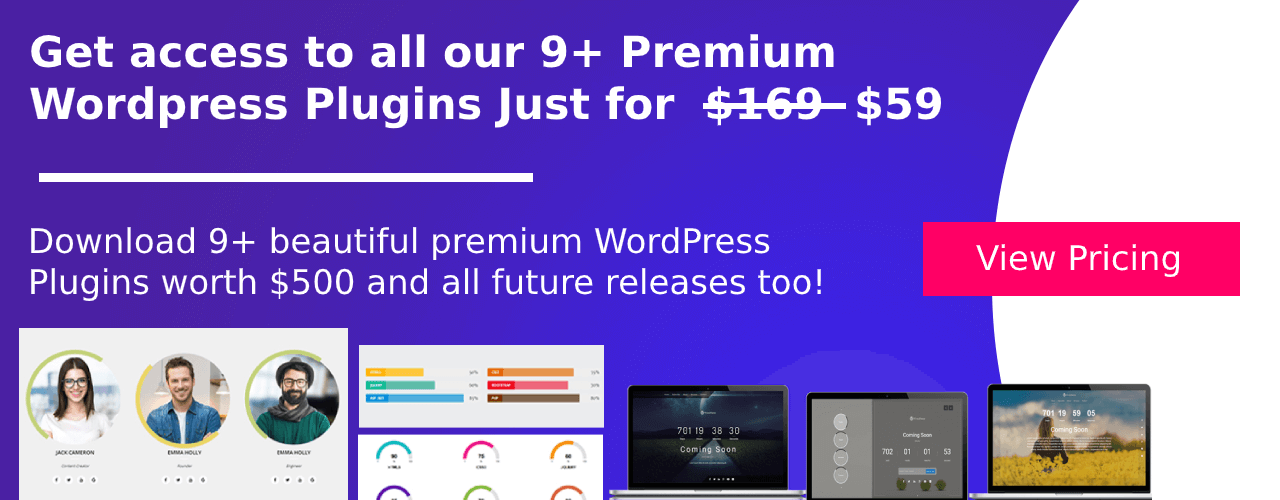 plugin bundle popup