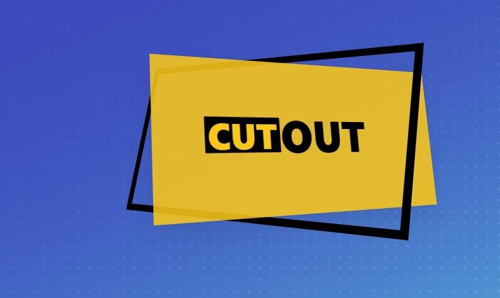 3d cut out card