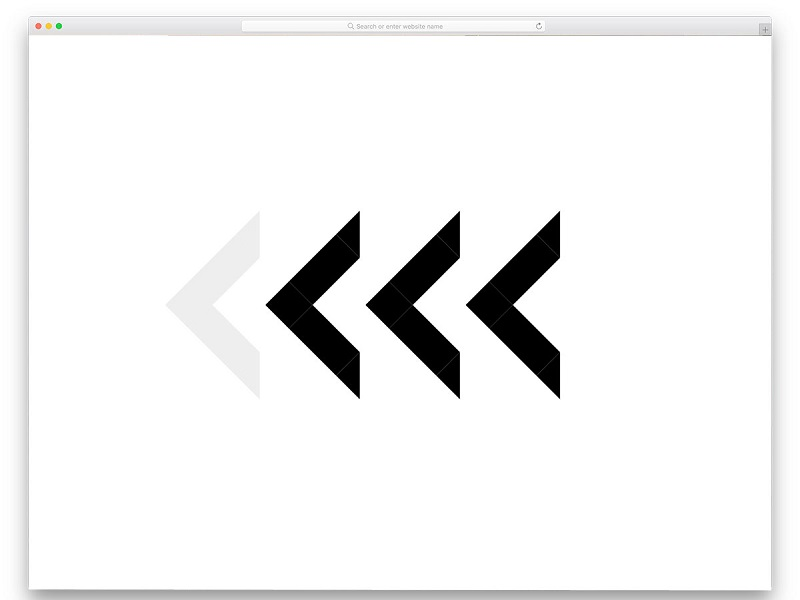 Animated CSS Arrows