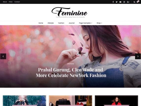 Blossom Feminine