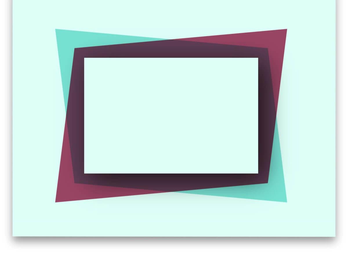 Border Animation Using Clippath