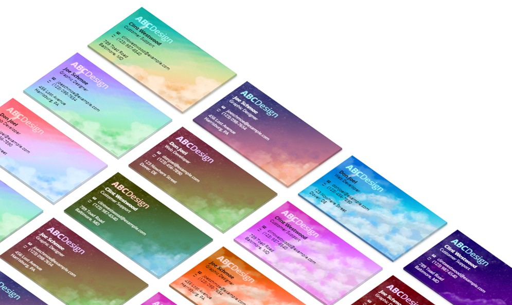 CSS Cards Isometric Card Grid