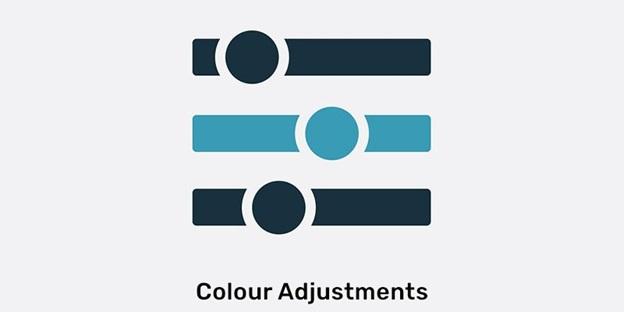 Colour Adjustments