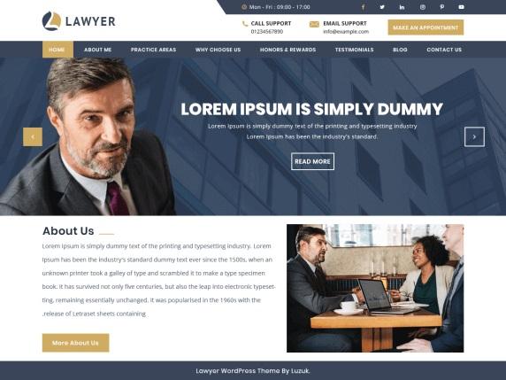 Expert Lawyer
