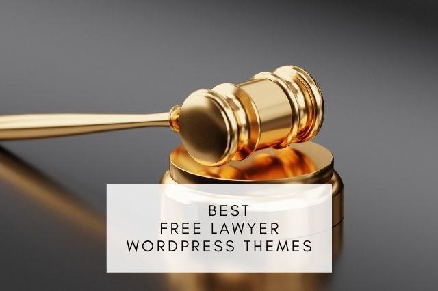 Best Free Lawyer WordPress Themes