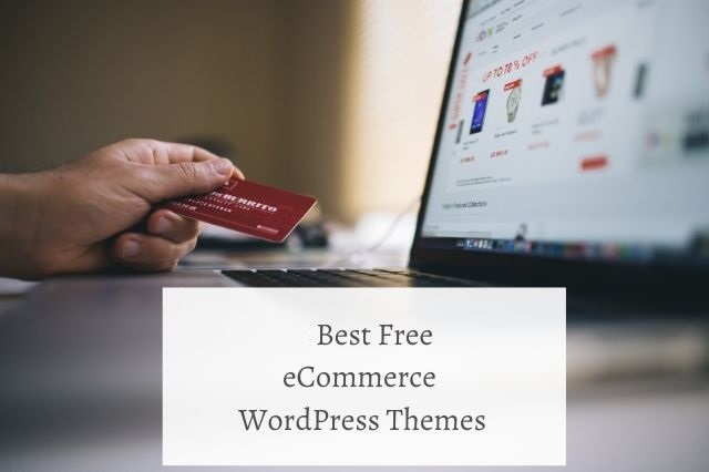 Free eCommerce WordPress Themes