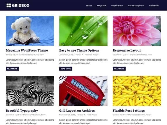 Gridbox