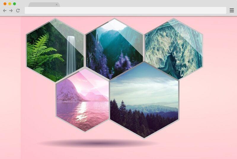Hexagonal Gallery
