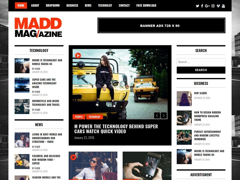 Madd Magazine