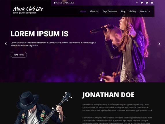 Music Club Lite