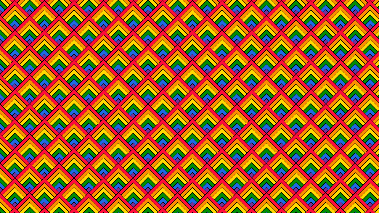 css single div geometric pattern