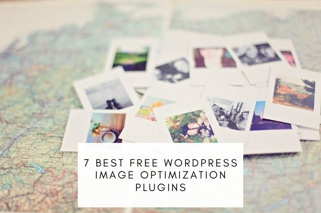 Best Free WordPress Image Optimization Plugins