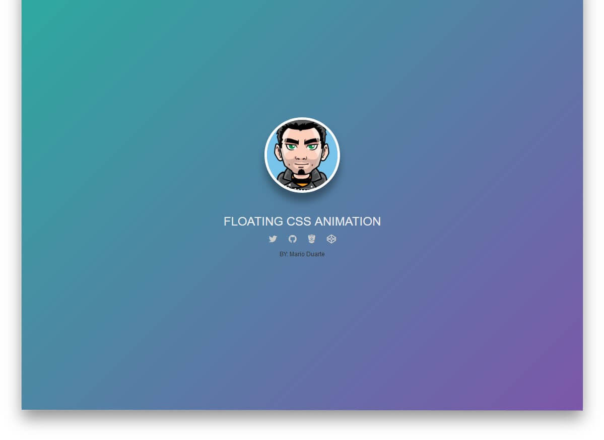 Floating Animation