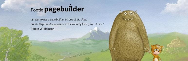 Pootle Pagebuilder Free WordPress Page Builder Plugin