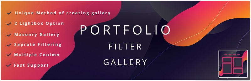 Portfolio Filter Gallery