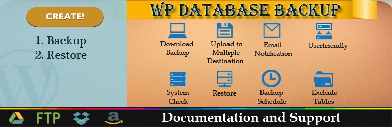 WP Database Backup