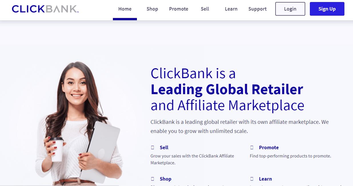 Clickbank Free Money Making Website