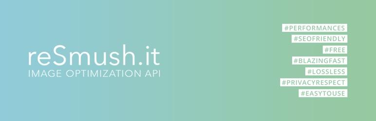 reSmush Free Image Optimization Plugin