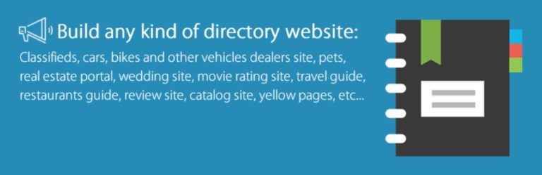 Advance Classifieds & Directory Pro